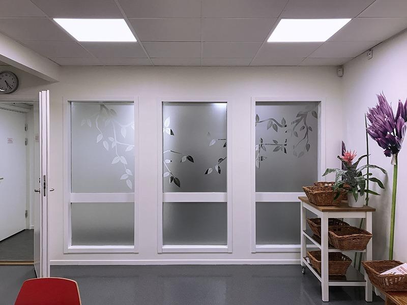 Fönsterdekor 1
